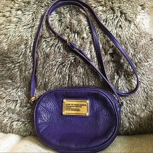 Marc By Marc Jacobs Small Purple Crossbody